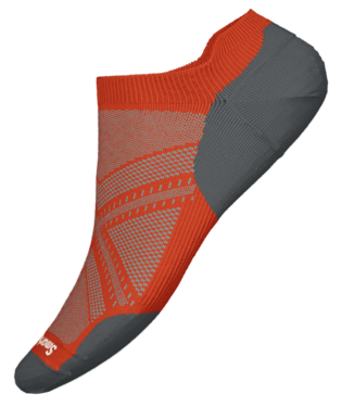 Smartwool PhD Light Elite Micro TANDOORI ORANGE
