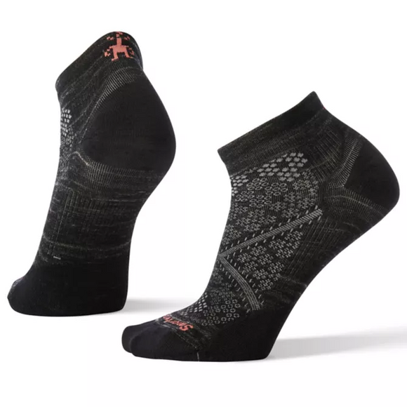 SmartWool Women's PhD Ultra Light Low Cut BLACK