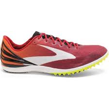 Brooks Men's Mach 17 Red