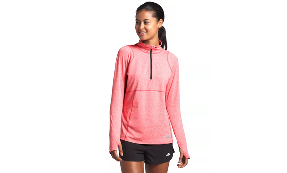 North Face running long sleeve