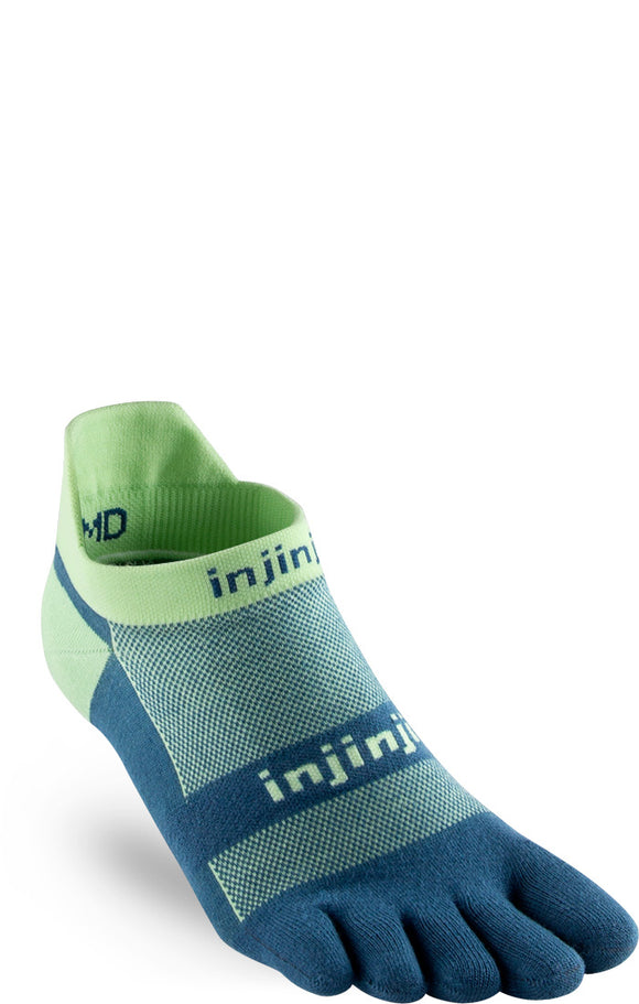 Injinji Light No Show SEAFOAM