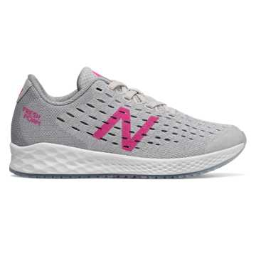 New Balance Childrens Zante v5  Gry/Pink