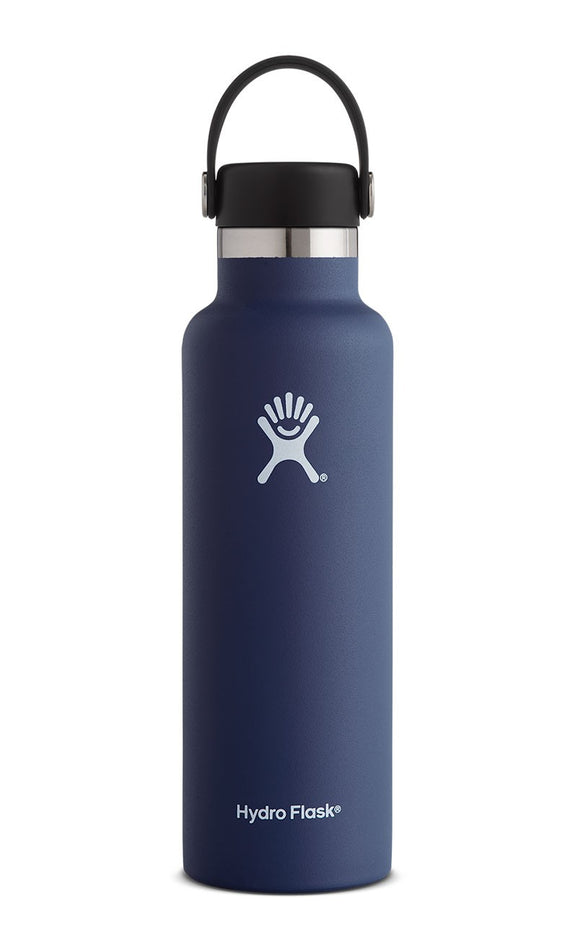 Hydro Flask 21oz Standard Mouth COBALT