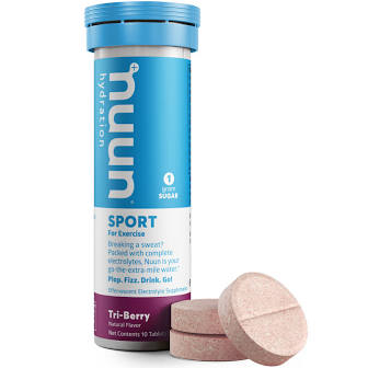 NUUN Active 10 Serving Tri Berry