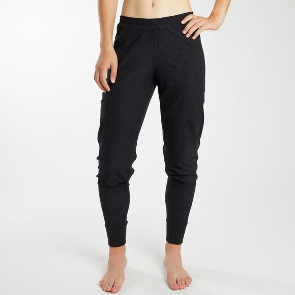 Oiselle Running, Inc Women Lux Track Pant BLACK