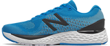 New Balance Men's 880 V10 2E BLUE/BLACK