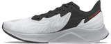 New Balance Men's FuelCell Prism WHITE/NEO FLAME
