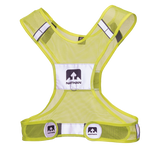 Nathan Sports Streak Vest Hi-Viz YELLOW