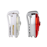 Nathan Sports HyperBrit Strobe 2pk WHT/RED