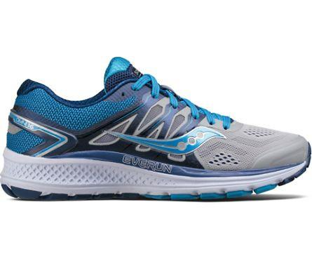 Saucony Women's Omni 16 Grey/Blue