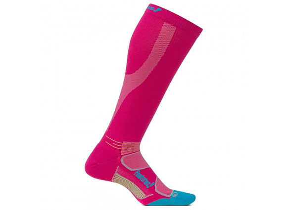 Feetures Elite Compression PNK/BLU