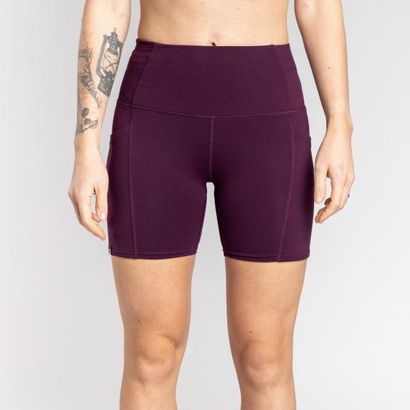 Oiselle Running, Inc Women Pocket Jogger Short EMPIRE