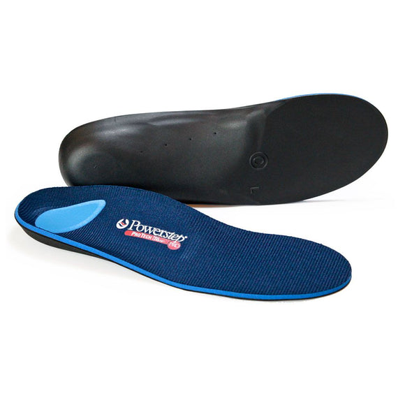 Powerstep Protech Full length BLUE