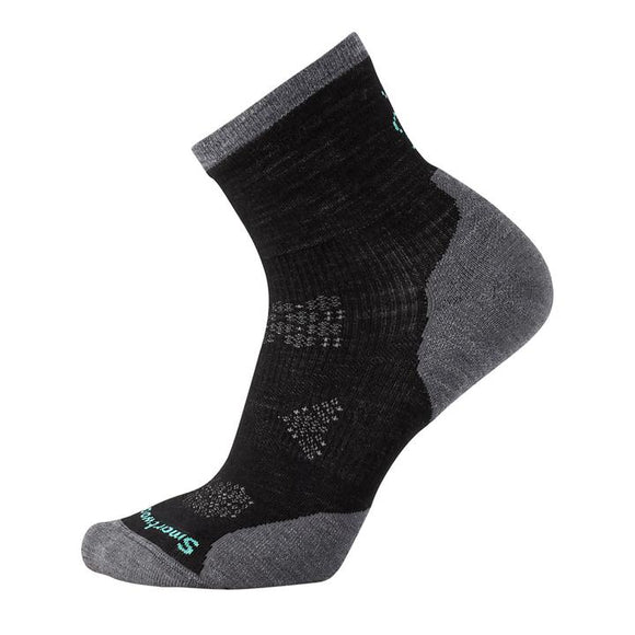 SmartWool Cold Mid Crew Women BLACK