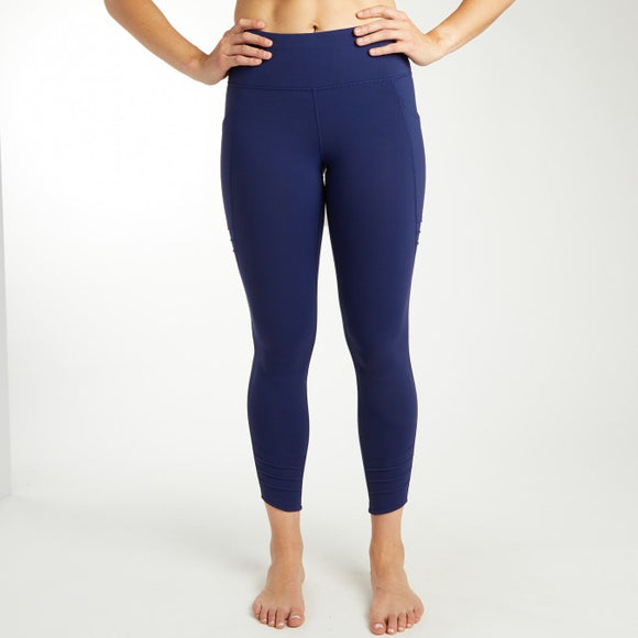 Oiselle Running Triple Threat Tight GROUNDED