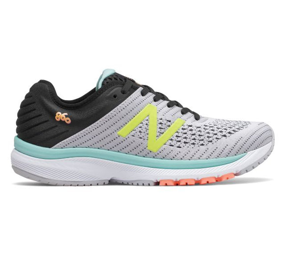 New Balance Girls 860 V10 LEMON SLUSH
