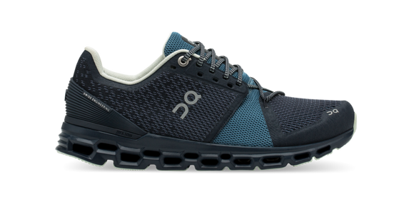 On Running Women Cloudstratus NAVY/DUST