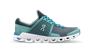 On Running Women Cloudswift TEAL/STORM