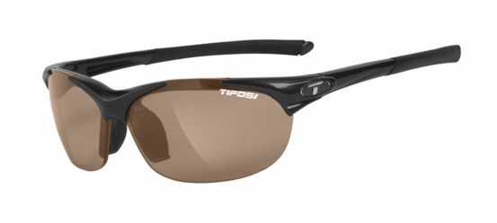 Tifosi Wisp Polarized Gloss Black