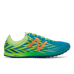 New Balance XC 900 v4 S Women's LIME/BLU