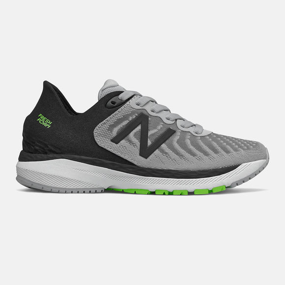New Balance Boys 860 V11 ALUMINUM/BLACK