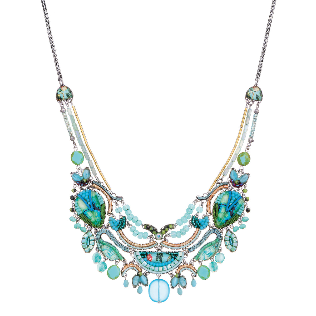 Clear Water Ariel Necklace by Ayala Bar
