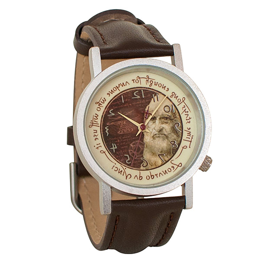 Leonardo da Vinci Watch