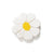 Daisy Ceramic Pin | Getty Store