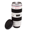 Camera Lens Commuter Mug - White