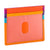 Colorful Leather Credit Card Holder- Copacabana | Getty Store