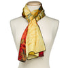 Van Gogh Vineyard Silk Scarf