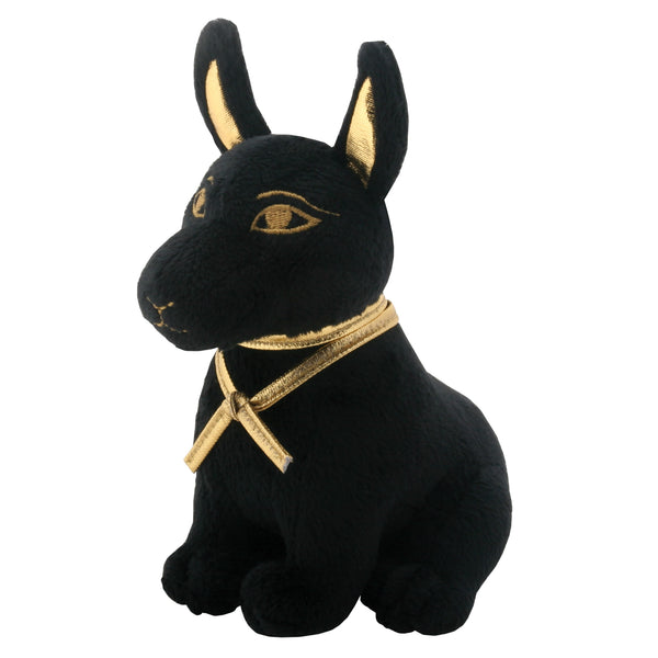 Egyptian Anubis Dog Plush Toy