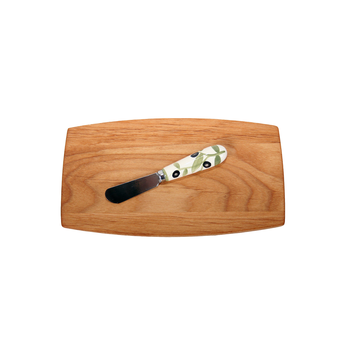 Pate Board and Olive Spreader | Getty Store