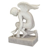 Sculpture - Cupid with a Butterfly