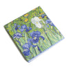 Van Gogh Irises Paper Luncheon Napkins | Getty Store