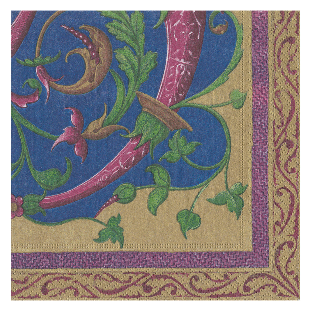 Getty Illuminations Paper Luncheon Napkins