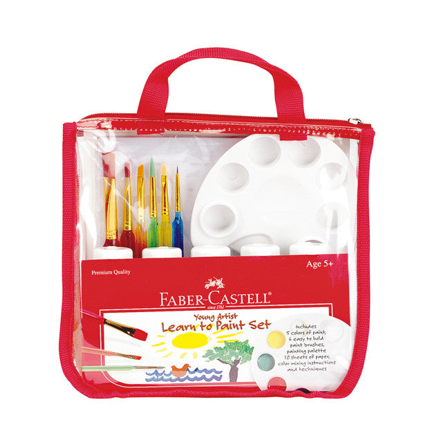 Young Artist Learn to Paint Set | Getty Store