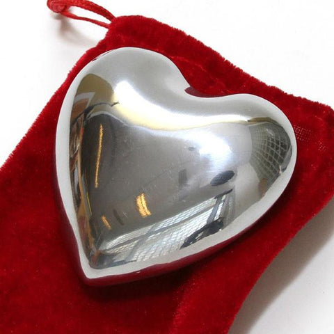 Chiming Heart Paperweight