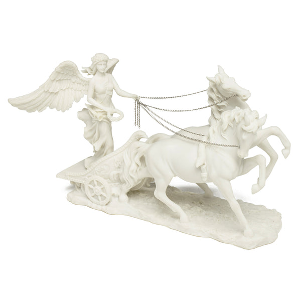 Nike Chariot Sculpture