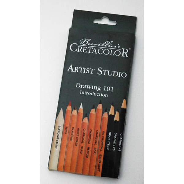 Drawing Kit - Artist Studio Introduction 101