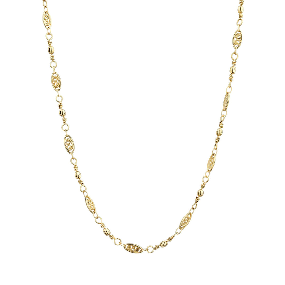 Louise Chain Necklace