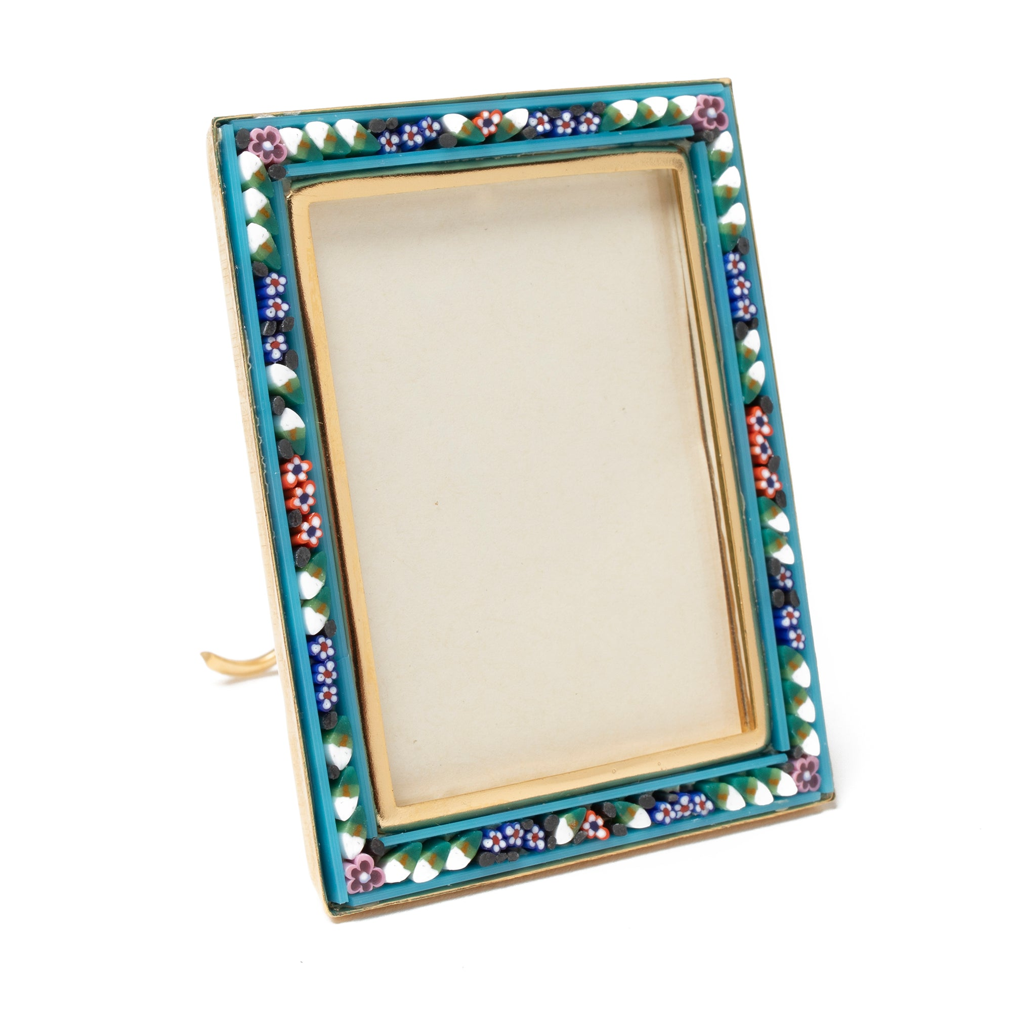 Murano Glass Mosaic Frame - Rectangular