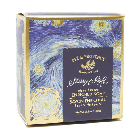 French Artisan Soap - Van Gogh's <i>The Starry Night</i>