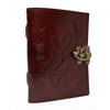 Leather Sketchbook - Entwined Dragons