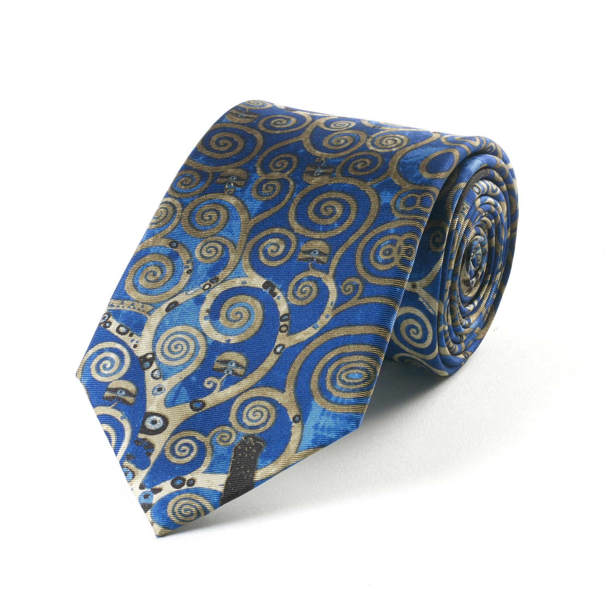 Klimt Silk Tie- Tree of Life | Getty Store