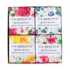 Via Mercato Primavera Soap Set - Spring Flowers