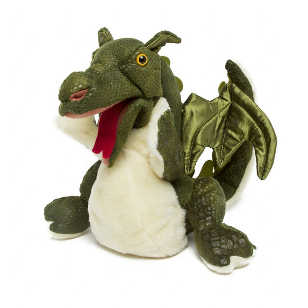 Baby Dragon Hand Puppet