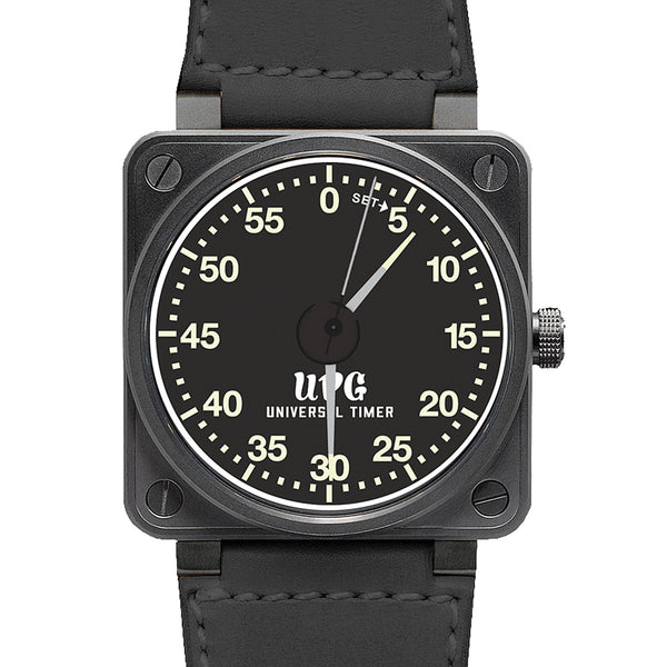 Darkroom Timer Wrist Watch