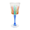 Murano Glass Wine Goblet