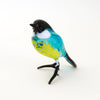 Art Glass Bird - Chickadee